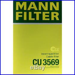 10x Mann Filtre Filtre D'Habitacle Mannol Filtre à Air Mercedes-Benz Sprinter