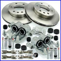 2x Étrier + Disques de Frein 300mm Avant Mercedes-Benz Sprinter 906 VW Crafter