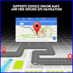 7 Android 9.0 DVD MP3 GPS Navi DAB Autoradio pour Mercedes Sprinter Viano W639