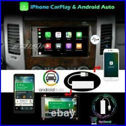8 Core 9 Android 10 Autoradio CarPlay Mercedes W169 Viano Vito Crafter DAB+Navi