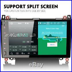 9 Android 8.1 Autoradio Mercedes A/B Classe W169 W245 Sprinter Vito Viano Navi