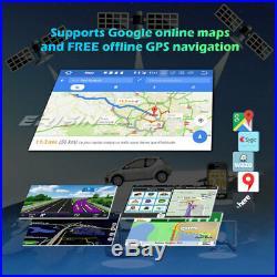 9 Autoradio Android 10.0 BT TNT GPS 4G WiFi Mercedes Viano Vito Sprinter W169
