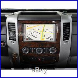 9Android 8.1 Autoradio GPS DAB+ Mercedes Benz A/B Class Sprinter Viano Vito OBD