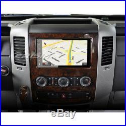 9Android 8.1 Autoradio GPS DAB+ Mercedes Benz A/B Class Sprinter Viano Vito RDS