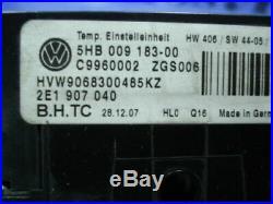 A/C Clima Panneau de Contrôle Mercedes Sprinter VW Crafter A9068300485KZ