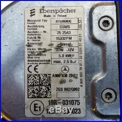 A9068302201 Chauffage Eberspächer Appoint Webasto 24 Mois de Garantie