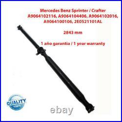 ARBRE DE TRANSMISSION Mercedes Sprinter / Crafter A9064102116, A9064100106