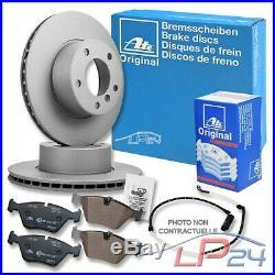 Ate Disques + Plaquettes De Frein Avant Mercedes Benz Sprinter 3-t 3,5-t 906