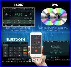 Autoradio Android 8.1 GPS SAT NAVI DAB+USB for VW Crafter Mercedes-Benz Classe a