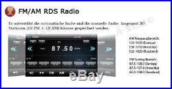 Autoradio BT DVD GPS VITO VIANO VW Crafter Mercedes Benz A B Class W245 Sprinter