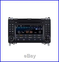 Autoradio GPS Android 7.1 Mercedes Classe A B Viano Vito Sprinter & VW CRAFTER