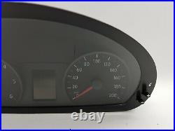 Bloc Compteurs Vitesse Mercedes Sprinter VW Crafter A9069002700