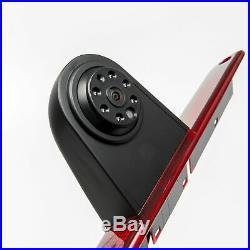 Caméra de Recul avec 3. Feux de Stop pour Mercedes Benz Sprinter W906 VW Crafter