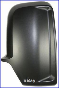 Coque de retroviseur MERCEDES Sprinter a partir de 06/2006 Droite Noir