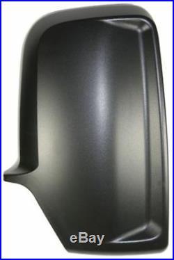 Coque de retroviseur MERCEDES Sprinter a partir de 06/2006 Gauche Noir