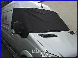 Crafter Mercedes Sprinter Fenêtre Écran Housse Blackout Store Camper Eyes Vert