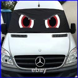 Crafter Mercedes Sprinter Fenêtre Écran Housse Blackout Store Camping-Car Eyes