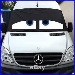Crafter Mercedes Sprinter Vitre Protection Écran Store Obturant Camionnette
