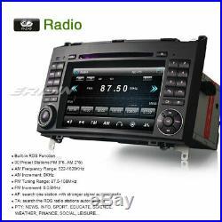 DAB+TNT Autoradio Mercedes A B Class W169 W245 Sprinter Crafter GPS 3G 7270 Win8