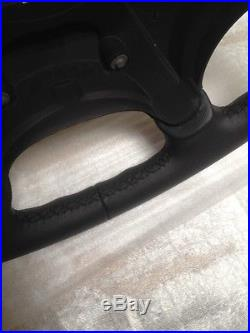 MERCEDES SPRINTER VW CRAFTER Volant cuir extra Stop repose 2006-2014