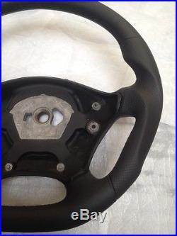 MERCEDES SPRINTER plat bas volant cuir VW CRAFTER 2006-2014 Personnalisé