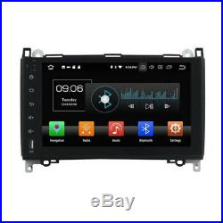 Mercedes A B Classe Sprinter Vito Viano VW Crafter Android 3d Navi GPS DVD Wifi