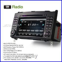Mercedes Autoradio DAB+ GPS Win8 W169 W245 A B Class Sprinter Crafter TNT 7270GF