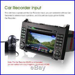 Mercedes Autoradio DAB+Win8 A B Class W169 W245 Sprinter Crafter GPS CD 3G 7270F