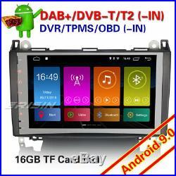 Mercedes Benz Autoradio Android 9.0 W169 W245 Viano Vito Crafter TNT DAB+ 92992