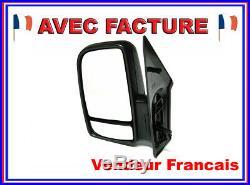 Mercedes Sprinter 05- Vw Crafter 06- Retroviseur Electique Gauche