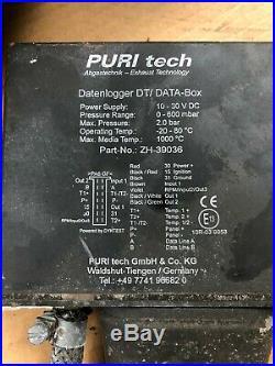 Mercedes Sprinter/ Iveco/ Crafter Puri Tech Dieselpartikelfilter / Pdf