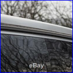 Mercedes Sprinter VW Crafter Awning Rails Swb, Mwb, Lwb (Black)
