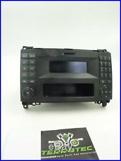 Mercedes Sprinter VW Crafter Radio RSD 2000 Écran 2E0057163K 20122016