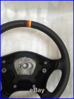 Mercedes Sprinter Volant Neuf Cuir Noir Bande à `12 VW Crafter