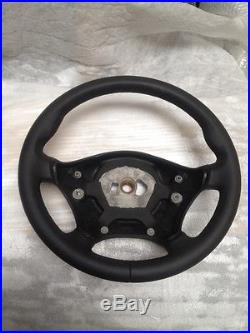Mercedes Sprinter Vw Crafter Volant Cuir Extra Pouce Repose 2006-2014
