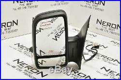 Mercedes W906Crafter Sprinter Rétroviseur Mirror à gauche Pdc