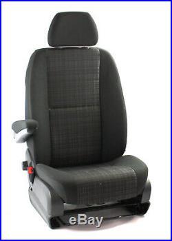 Mercedes-benz Siège Conducteur Confort Accoudoir Tissu Tunja VY2 W906 Sprinter
