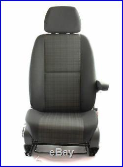 Mercedes-benz Siège Du Passager Accoudoir Confort Tissu Tunja VY2 W906 Sprinter
