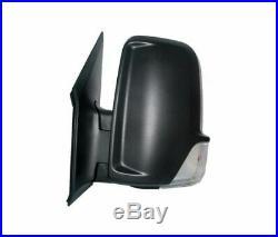 Miroir Gauche Extérieur Vl828 Mercedes Sprinter Vw Crafter