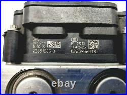Pompe Abs Mercedes Sprinter VW Crafter A9069001502 Bosch