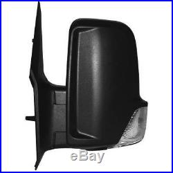 Rétroviseur extérieur droit pour grand angle MERCEDES SPRINTER 3 de 06 à 09